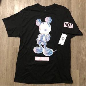 🆕 Neff Disney Mickey T-shirt
